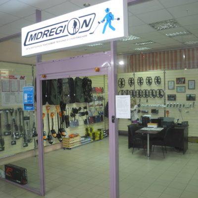 Сеть магазинов профессиональной поисковой техники