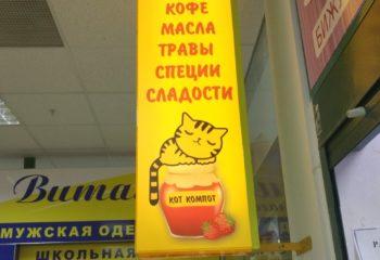 Кот Компот